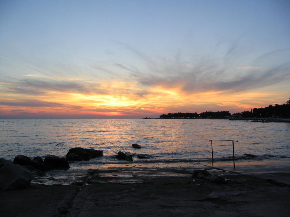 soncni zahod